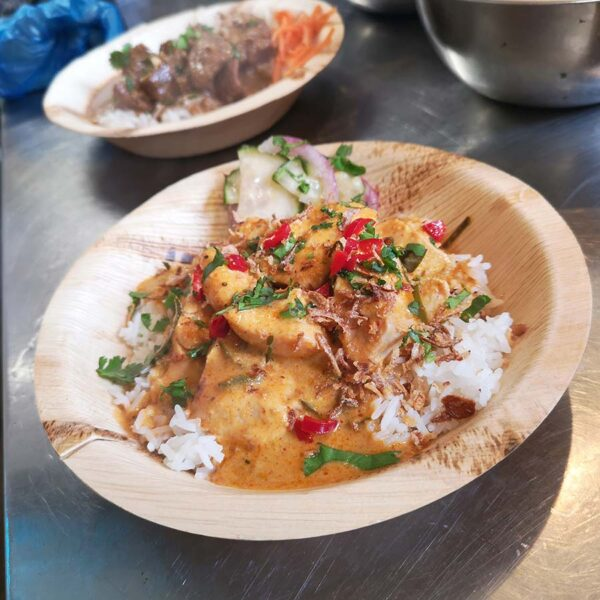 thai pork panang curry